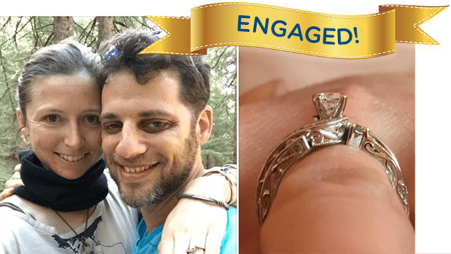 Oren and Karina are Engaged!