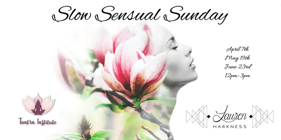 Slow Sensual Sunday